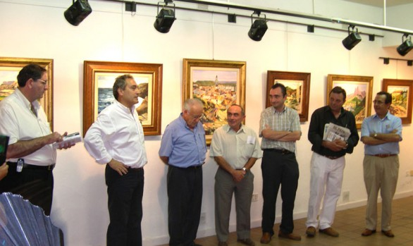 """ARA   AGONALES  (Sala Cegonyer Fraga """"Huesca""""  2005)"""